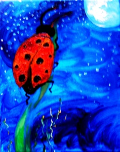LADY BUG MOON WALK