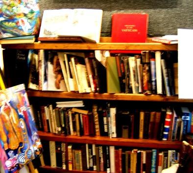Used Books, The Hawks Perch, Carmel Valley Gallery, Sparhawk