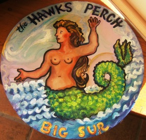 Hawks Perch Trademark, the Mermaid