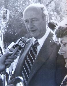 Ed Koch, Geraldine Ferraro