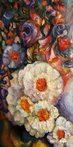 Trevor Paul, Cascading Bouquet