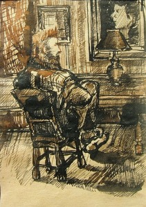 Van Gogh to 125 Bond Street