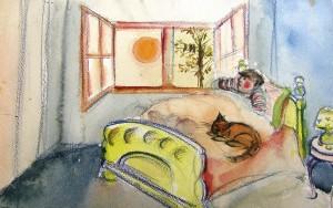 Bed In Summer, Robert L. Stevenson