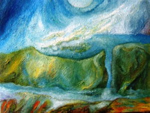 The Cat, Elephant Rocks