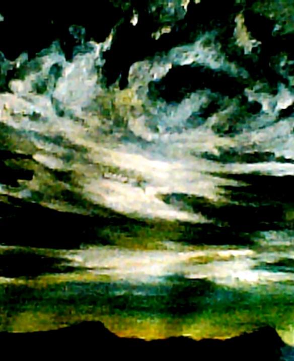 Big Sur Dawn sky