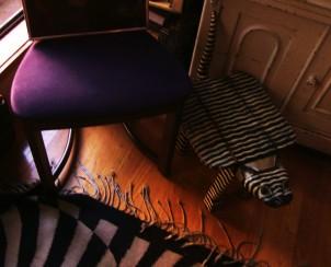 Hilltop House Studio, Stripes