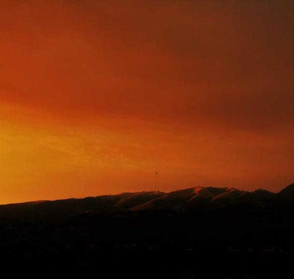 CV FIRE sky