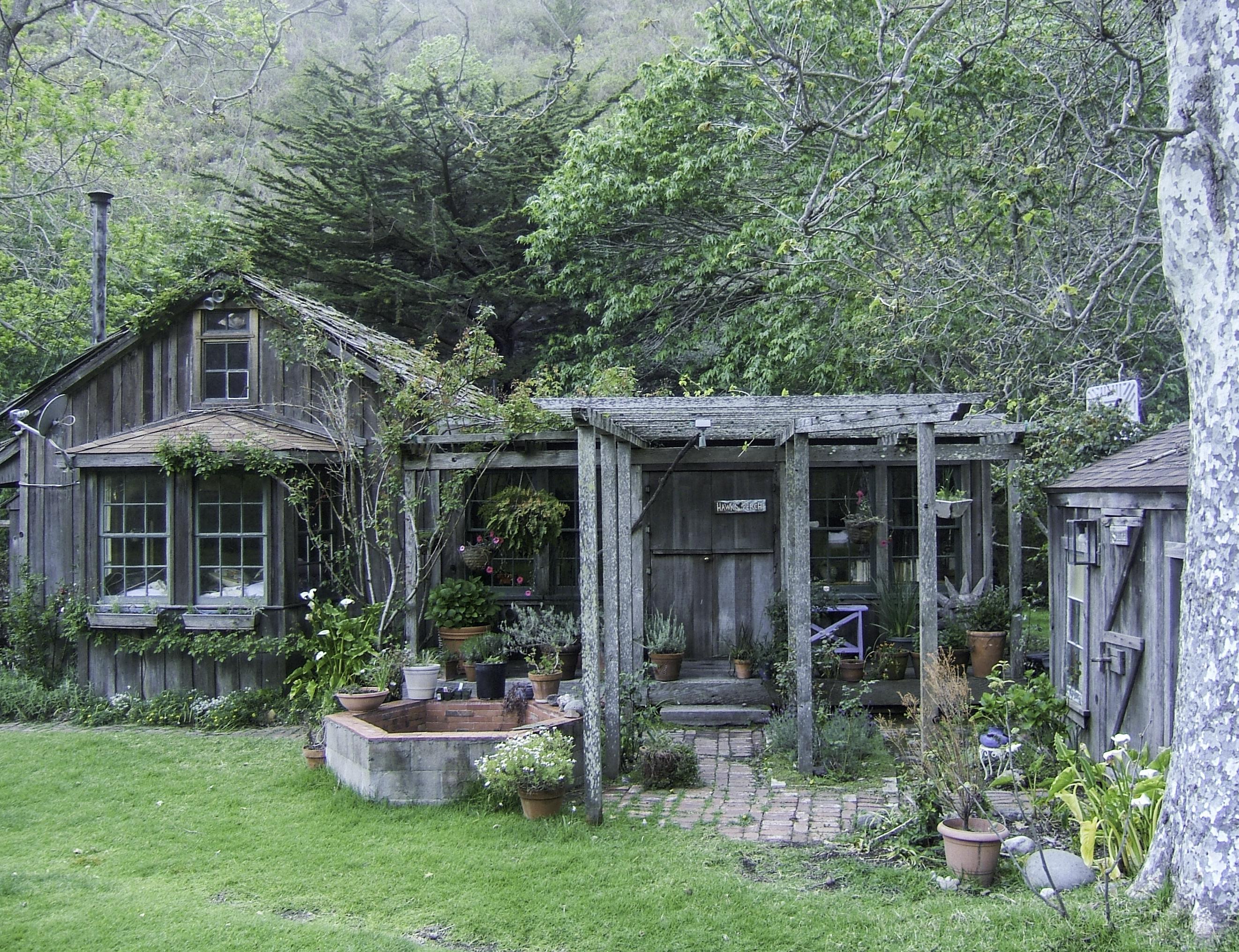 Al Jardines Hus i United States
